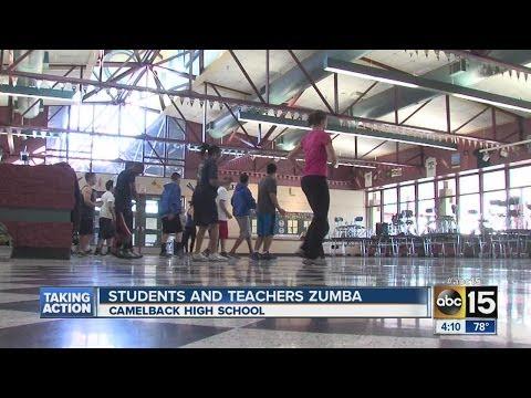 Zumba the latest exercise craze