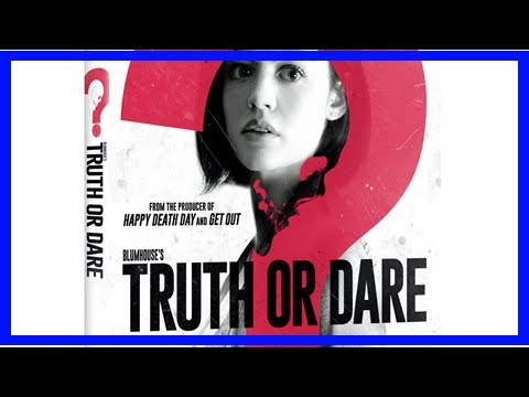 Breaking News | From Universal Pictures Home Entertainment: BLUMHOUSE'S TRUTH OR DARE: UNRATED DIRE