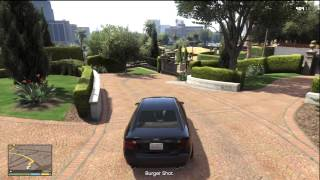 GTA 5 - Mission 24 (part 1/2) - Michael - Xbox 360 HD