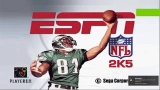 First Time Playing NFL 2K5 Should I Make videos On It?