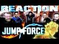 Lagu Jump Force E3 2018 Trailer REACTION!!