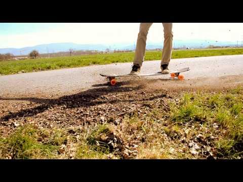 Longboarding: Awake