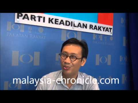 EXCLUSIVE INTV Pakatan can win MASSIVE - Wong Chen