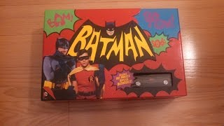 Batman The Complete T.V. Series Limited Edition Blu-Ray Set