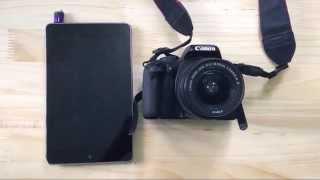 Cách làm điều khiển máy ảnh trên Android với Điốt hồng ngoại