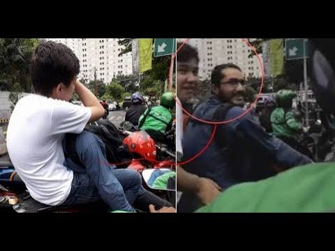 Viral Video Dua Pria Mesra di Atas Motor, Ternyata Itu Kakak Adik!