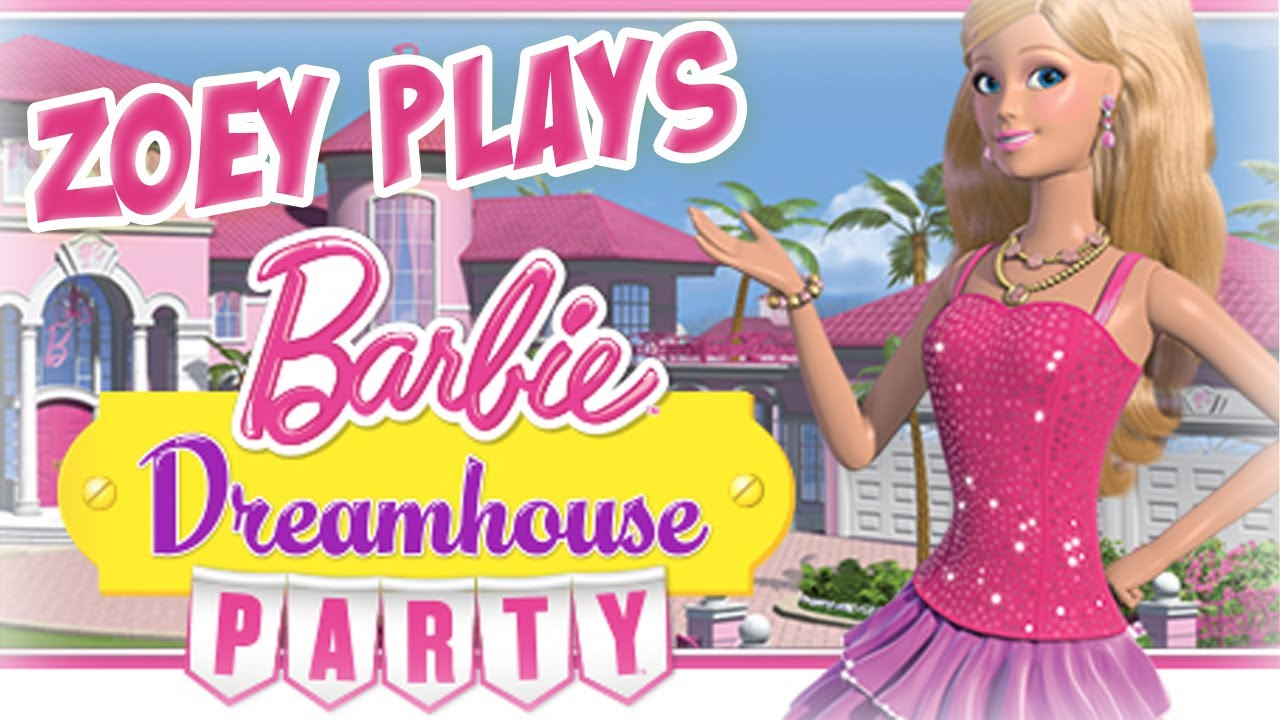 Barbie Dreamhouse Party Game Of The Year All Years