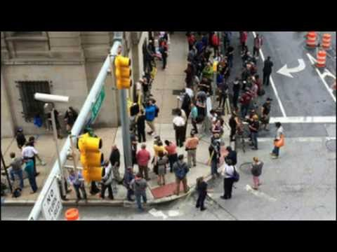 Freddie Gray: Anger Rises As Baltimore Police Driver Goodson Found Not Guilty