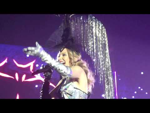 Kylie Minogue Live @ Echo Arena, Liverpool - All The Lovers