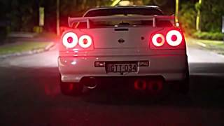 R34 Anti Lag Launch - Andriod Freak-
