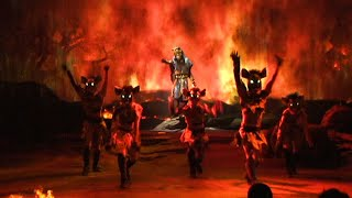 Be Prepared + Fighting - The Lion King Disneyland