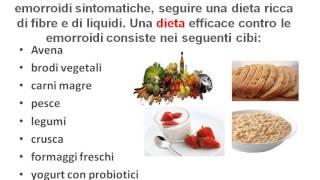 Cura di emorroidi di arteria di gemorroidalny