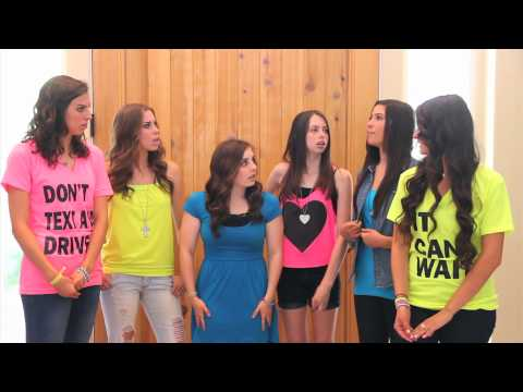 some Nights By Fun. Cover By Cimorelli video
