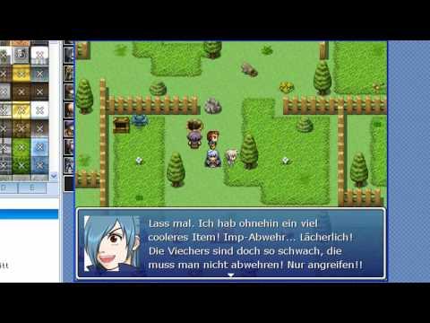 Eigenes Spiel 2 (Anfang) - RPG Maker VX - (Review 4) [ deutsch / german ]