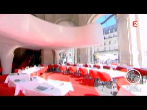 L'Opéra Restaurant Paris / Phantom