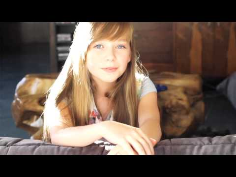 Happy Song - Connie Talbot (with Jordan Jansen)