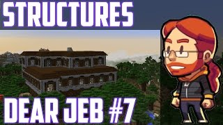 Efficient Structure Design in Minecraft - Dear Jeb #7