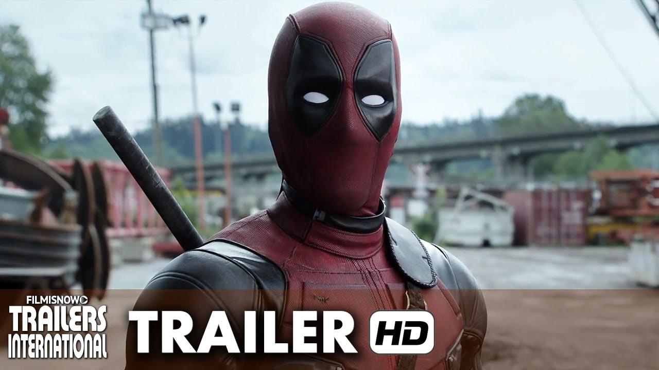DEADPOOL Trailer Oficial #2 Legendado - Ryan Reynolds HD