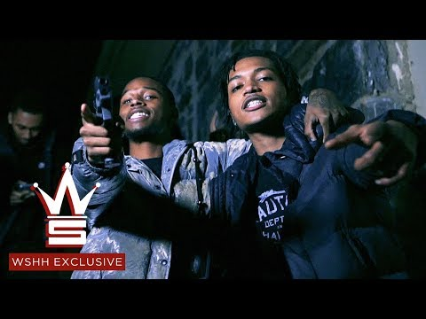 "Bigga Don - ""Traumatized"" feat. Lil Muk (Official Music Video - WSHH Exclusive)"