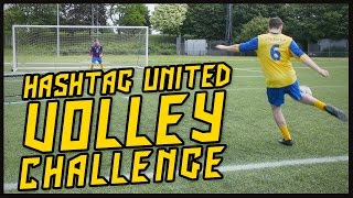 HASHTAG UNITED VOLLEY CHALLENGE!
