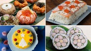 どれが食べたい?アレンジ寿司レシピ6選🍣