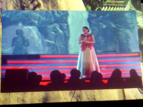 Angel Pieters - Ye Liang Tai Biao Wo De Xin (chinese   Mandarin Song) By Teresa Teng video