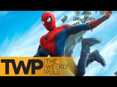 Spider.Man. Homecoming Spoilercast   The Weekly Pull Podcast