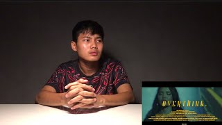 [ REACTION ] AIN EDRUCE - overthink ( Feat. Akwa Arifin )