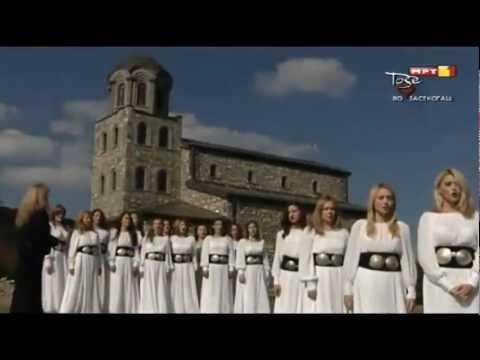 Женски хор Злата Мегленска - Рефрени од песните на ТОШЕ #1