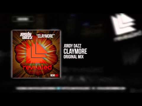 Jordy Dazz - Claymore (OUT NOW!)