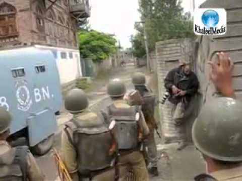Kashmir Uprising 2010, As Witnessed By Photojournalists Part 3 Of 4 video