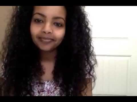Beautiful Poem (እኔ ማን ነኝ?) By Ethiopian Eritrean Girl video
