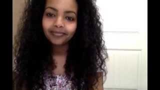 Beautiful Poem (እኔ ማን ነኝ?) By Ethiopian Eritrean girl