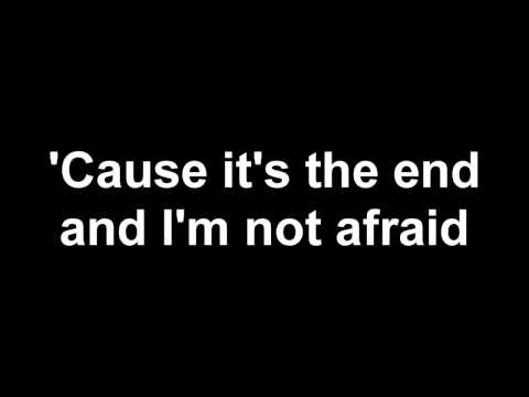 Black Veil Brides - In The End (lyrics) video