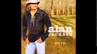 Watch Alan Jackson If French Fries Were Fat Free video