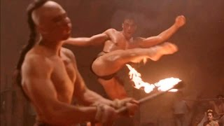 KICKBOXER O DESAFIO DO DRAGÃO 1989 VAN-DAMME TRAILER DE CINEMA FULL HD 1080P