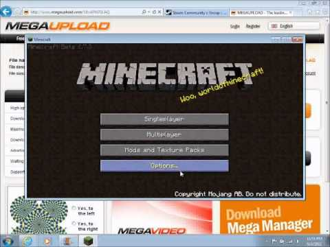 How to download MineCraft SP Free (with updates)