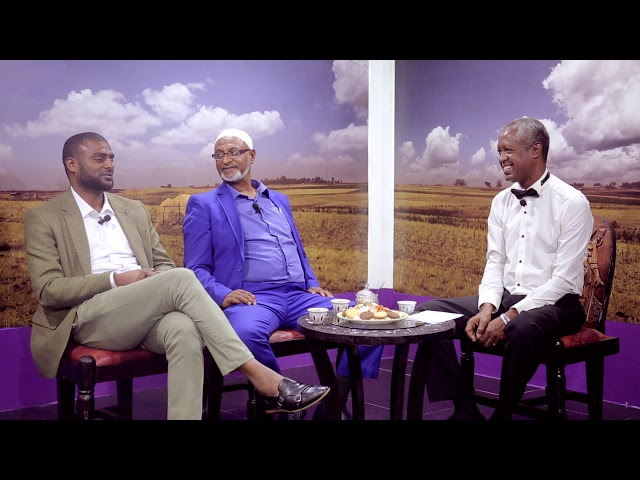 Eid-Al Fitir Special Program With Ahmed Bati And Kemunshid Mohamed Part 2