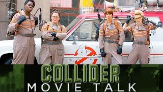 Collider Movie Talk - First Ghostbusters Trailer Debuts!