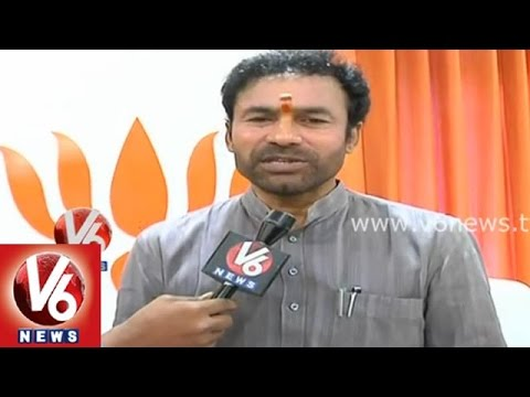 MLA Kishan Reddy demands government to officially conduct Liberation Day
