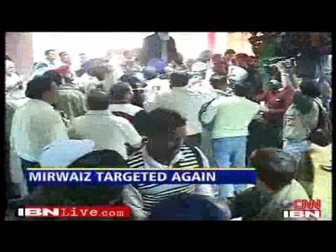 'Mirwaiz', Attacked For His Separatist