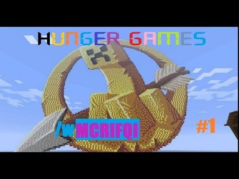 Minecraft PC - Cracked Server Review + Hunger Games #1 Gameplay {GuildCraft}