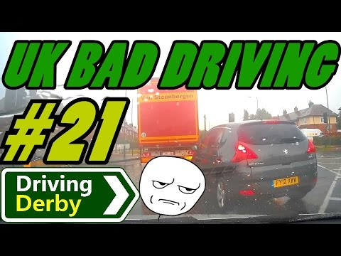 UK Bad Driving (Derby) #21