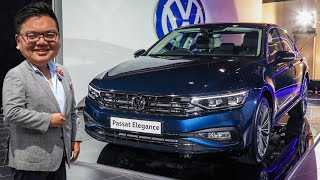 FIRST LOOK: 2020 Volkswagen Passat 2.0 TSI Elegance in Malaysia – RM189k