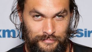 People Are Freaking Out Over Jason Momoa's New Look