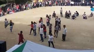 초등학교 운동회 엄마대표계주(소음 주의 ㅋㅋ), Moms' relay race - [Yeongyeong] 20161022
