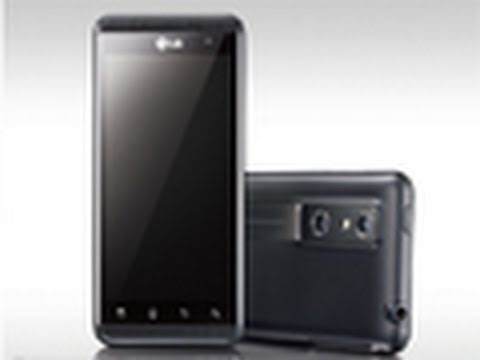 LG Optimus 3D Official Launch Europe First! HTC EVO 3D / Sharp Aquos SH-12C Competitor!