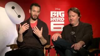 Big Hero 6: Don Hall & Chris Williams Exclusive Interview