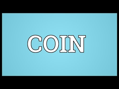 COIN Meaning
