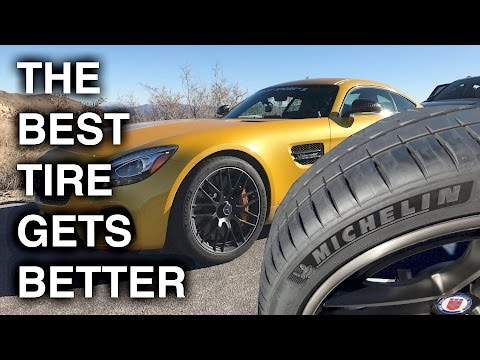 Making The Best Tire Better - Michelin PS4S